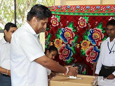 Sri Lanka: élection présidentielle sous tension