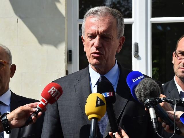 Le préfet Frédéric Veaux nouveau patron de la Police nationale