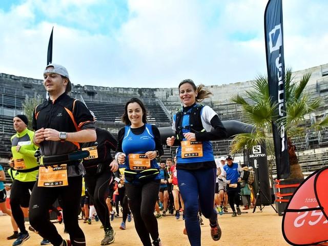 Nîmes Urban Trail : immersion dans l'ambiance d'une course atypique