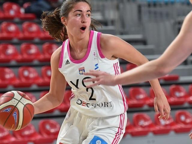"""Marine Fauthoux raconte sa draft en WNBA : """"une vraie surprise"""""""