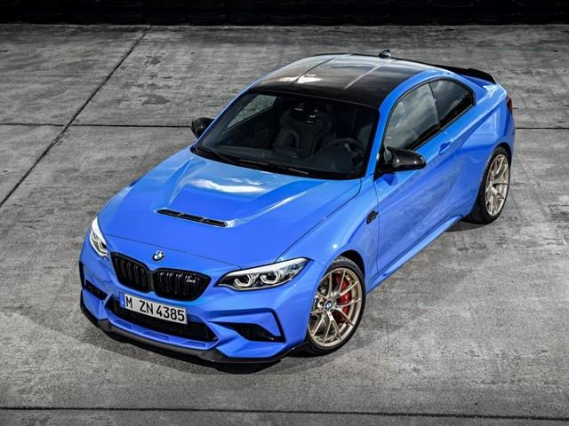 Baroud d'honneur pour la BMW M2 déclinée à la sauce CS