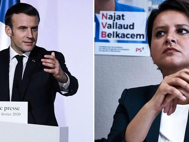 Najat Vallaud-Belkacem n'a pas aimé les annonces de Macron sur les ELCO