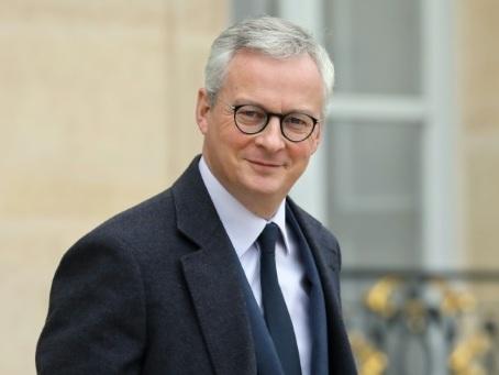 """Taxe numérique: Paris juge """"inacceptable"""" la proposition américaine à l'OCDE"""