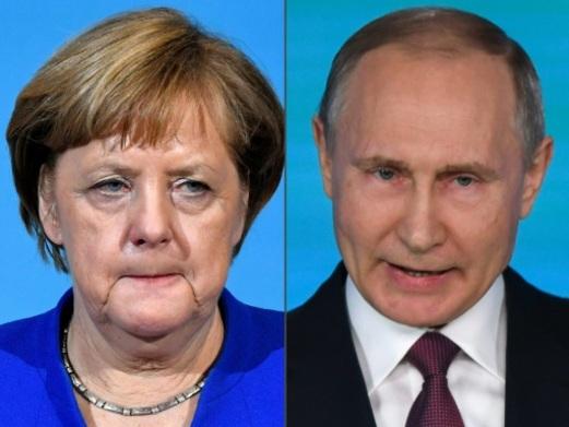 Merkel à Moscou pour parler Libye et Iran avec Poutine