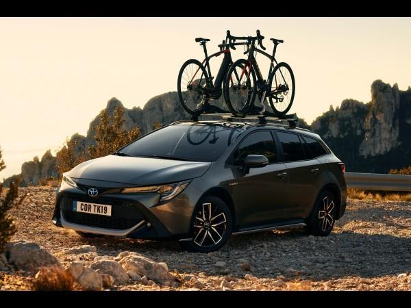 Toyota Corolla (2019) : le prix de la version Trek