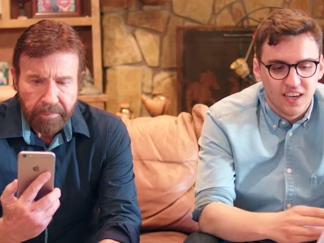 Pour vanter sa 4G, Bouygues Telecom fait appel à Chuck Norris