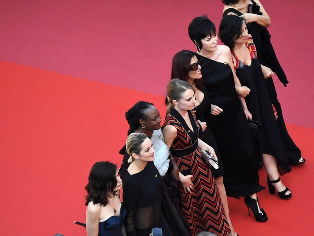 Cannes 2018 : bientôt des quotas de femmes dans le cinéma en France ?