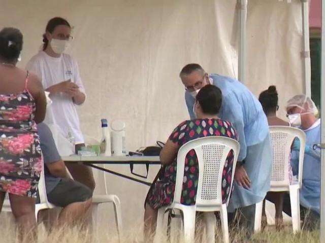VIDEO. Covid-19 : une situation préoccupante en Guyane