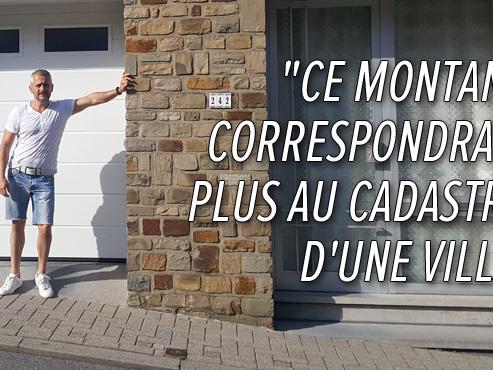 """Louis-Philippe déplore un cadastre """"incohérent"""" pour sa maison à Herstal: quelles sont les communes belges qui appliquent le tarif le plus élevé?"""