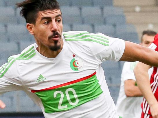 Mercato : Le serial buteur algérien, Bounedjah confirme une offre de l'OM !