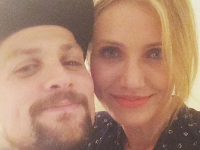 Cameron Diaz et Benji Madden annoncent la naissance de leur premier enfant
