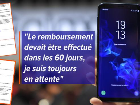 Six mois plus tard, Marceau n'a toujours pas été remboursé des 200€ de cashback promis par Samsung: il n'est pas seul, Test-Achats a reçu plus de 100 plaintes