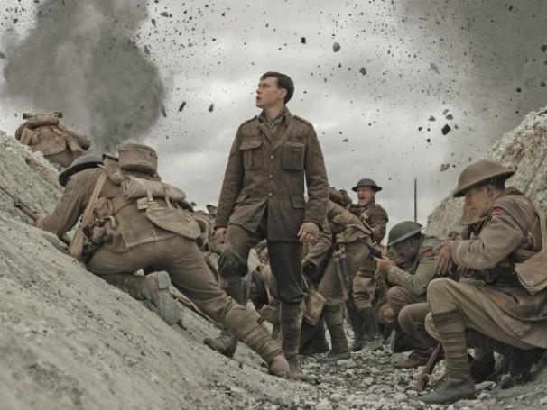 """""""1917"""", dans l'apocalypse de la première guerre mondiale"""
