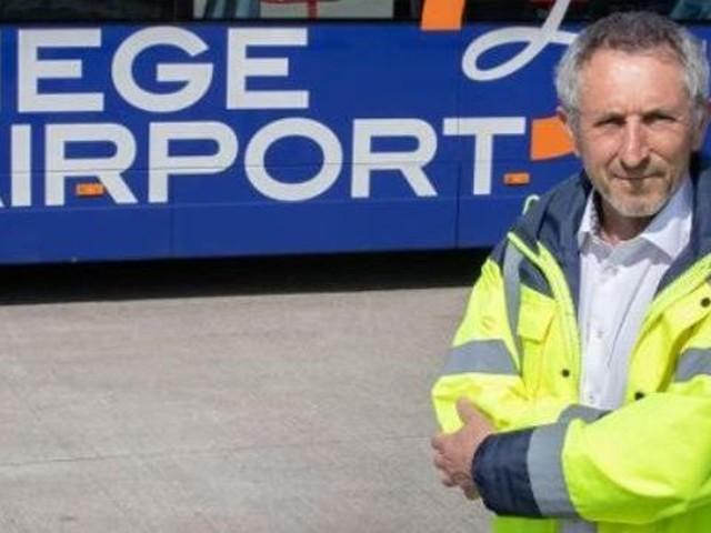 """Liege Airport reconnu """"meilleur aéroport cargo au monde"""" en 2020"""