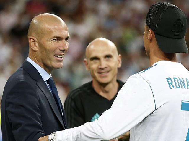 Real Madrid gagne la Supercoupe d'Espagne contre Barcelone, 7e trophée de l'ère Zidane