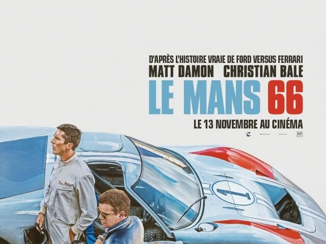 Notre avis sur le film Le Mans 66 : Enfin un bon film de course ?