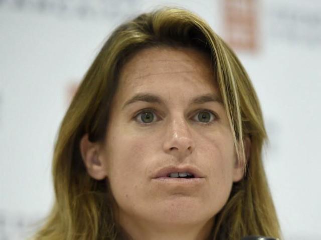 """Amélie Mauresmo sur la Coupe Davis : """"Ce n'est plus ce pour quoi j'avais signé"""""""