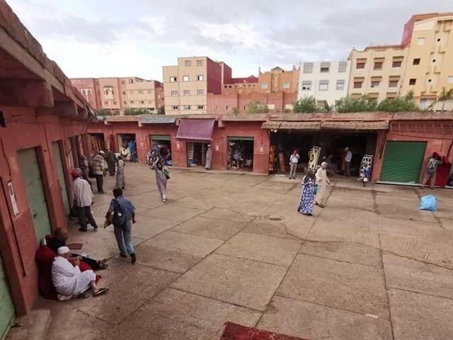 [Découverte culturelle] Le souk de Khénifra, paradis du tapis
