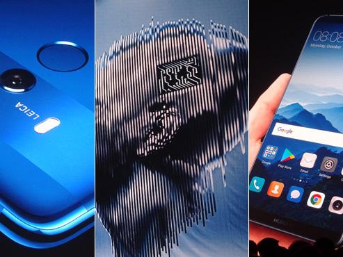 """Huawei a sorti le premier smartphone doté d'un """"vrai"""" cerveau: nous avons déjà essayé le Mate 10 Pro"""