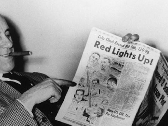 [Hommage] Red Auerbach, fondateur d'une dynastie