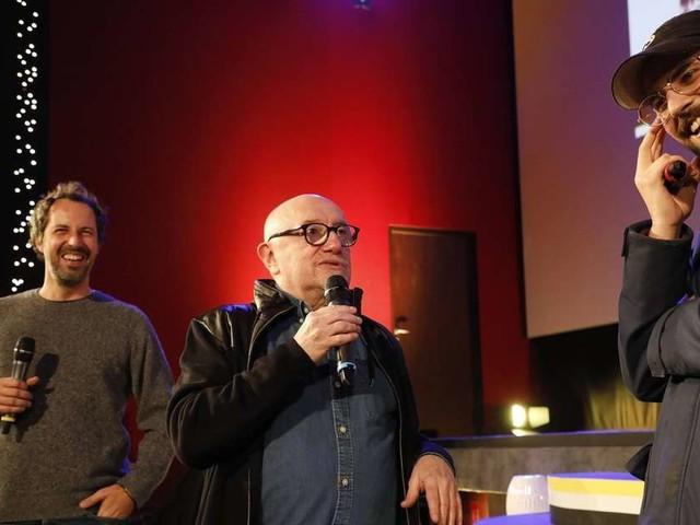 Vidéo. Michel Blanc à la rencontre du public au Festival du film de Sarlat