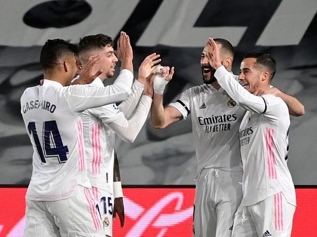 Real Madrid - Barcelone: Karim Benzema a brillé avec sa talonnade