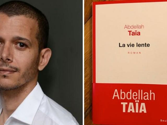 """""""La vie lente"""" d'Abdellah Taïa parmi les livres à lire cet été selon l'Académie Goncourt"""