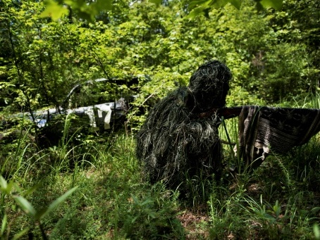 Dans le Sud américain, une milice prête à prendre les armes