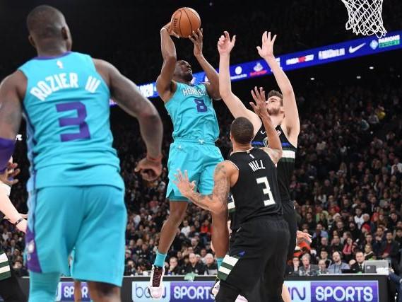 Basket - NBA - Bismack Biyombo : « C'était presque un All-Star Game, on était en vacances »