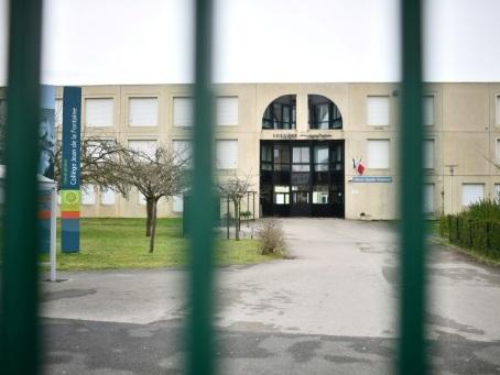 Covid: dans l'Oise, le collège de la première victime française en 2020 de nouveau fermé