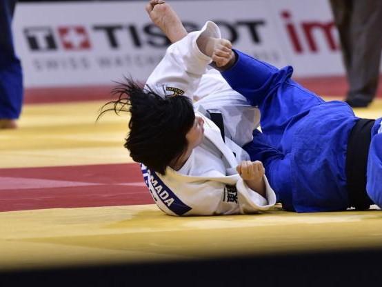Judo - ChM (F) - Championnats du monde (-78kg) :Shori Hamada au bout du suspense