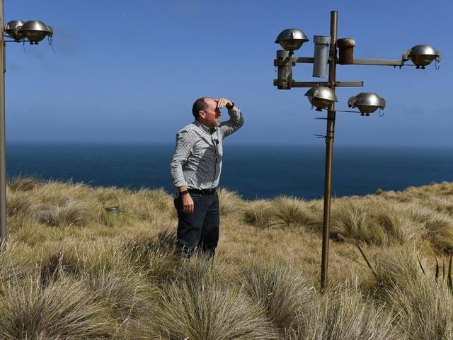 La péninsule du cap Grim respire «l'air le plus propre du monde»