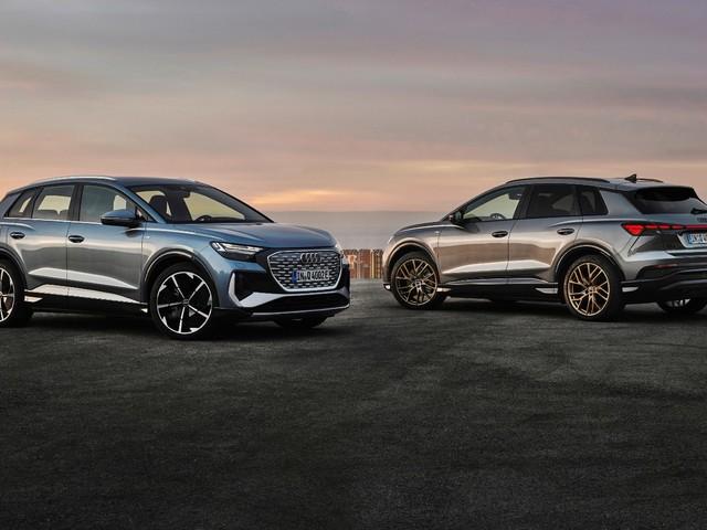 Audi Q4 e-tron (2021) : tout sur le SUV compact 100 % électrique