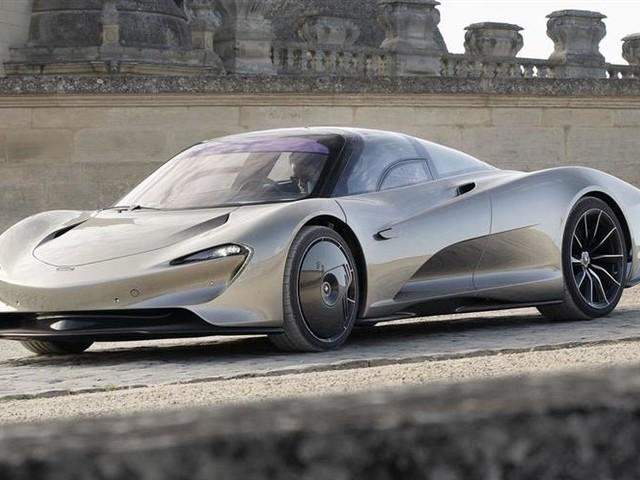 McLaren : l'hybride rechargeable indispensable pour réduire les émissions de CO2