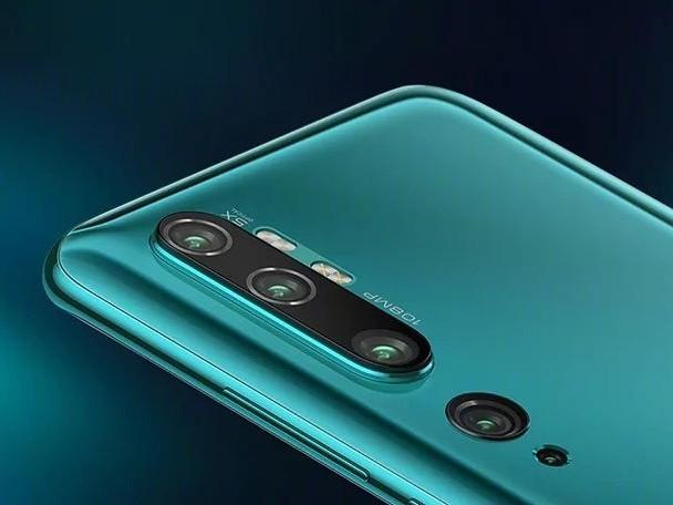 Bon plan : le Xiaomi Mi Note 10 (APN 108 megapixels) à 410€ au lieu de 549€ en 3 coloris (France)