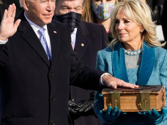 Pour Joe Biden et Kamala Harris, les bibles de leur prestation de serment n'ont pas été choisies au hasard