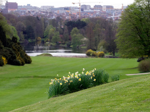 """Le parc royal de Laeken bientôt ouvert au public? """"La famille royale s'est approprié le parc"""""""
