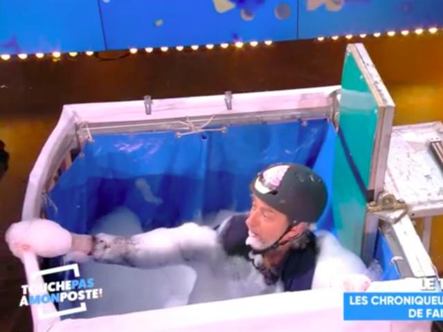"""""""TPMP"""" : Gilles Verdez rassure ses fans sur Twitter après une lourde chute"""