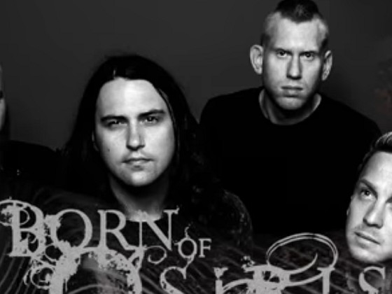 Born Of Osiris : nouveau single dévoilé, Silence The Echo