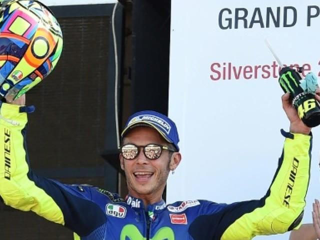 Moto: Valentino Rossi est déjà remonté sur une moto