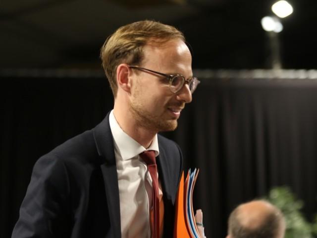Florian Bercault président de Laval Agglométation