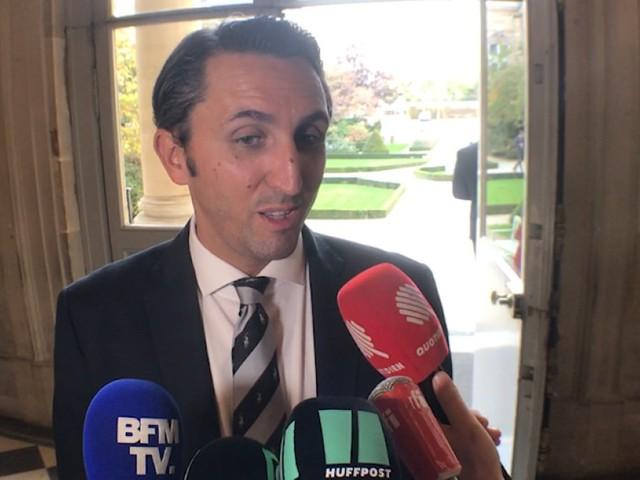 """#BalanceTonPorc: le député LR Julien Aubert redoute un nouveau """"maccarthysme"""" et une """"chasse aux sorcières"""""""