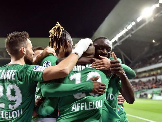 Les Verts renouent avec la victoire en Ligue 1