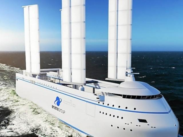 Transport maritime. Le vent en poupe