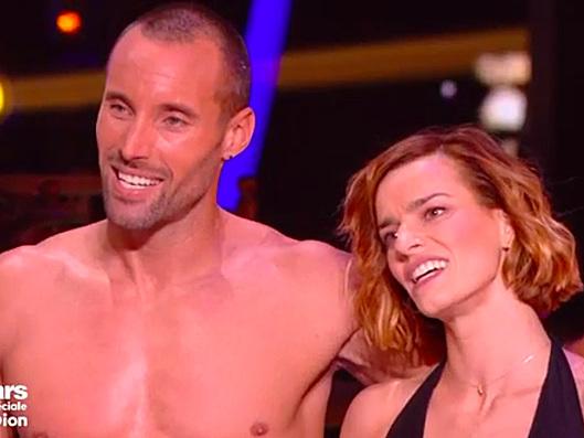 Danse avec les stars 2019: Sami El Gueddari fait une touchante déclaration à Fauve Hautot avant la finale