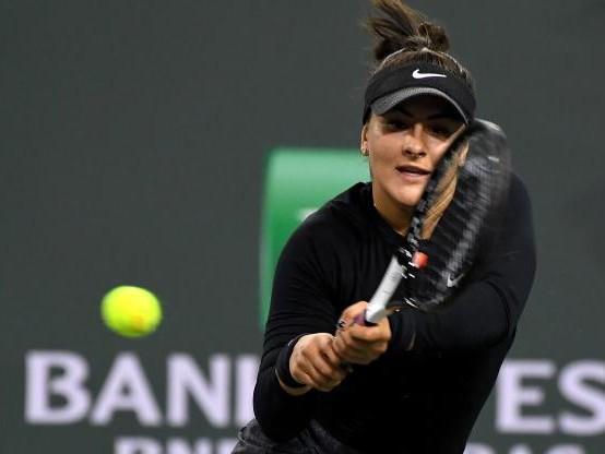 Tennis - WTA - Indian Wells - Bianca Andreescu bat Elina Svitolina et file en finale à Indian Wells