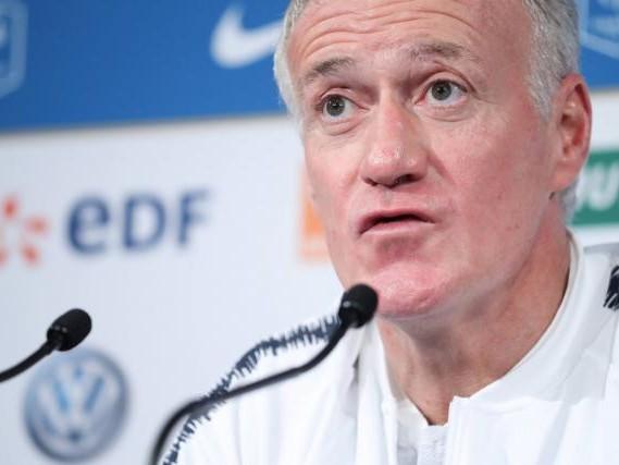 Foot - Bleus - Didier Deschamps à propos d'un éventuel transfert de Giroud: «Ce serait mieux pour Olivier»