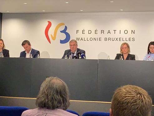 Budget 2020 de la Fédération Wallonie-Bruxelles: où l'argent va-t-il être distribué?