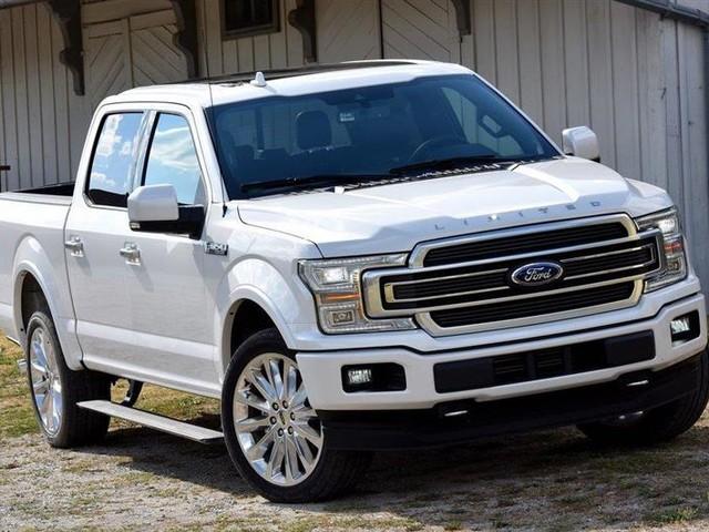 Ford F-150 : le plus populaire des pickups aura sa version électrique