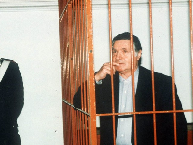 Mort de Toto Riina, l'un des parrains redoutés de la mafia